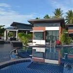 Poolside Villa